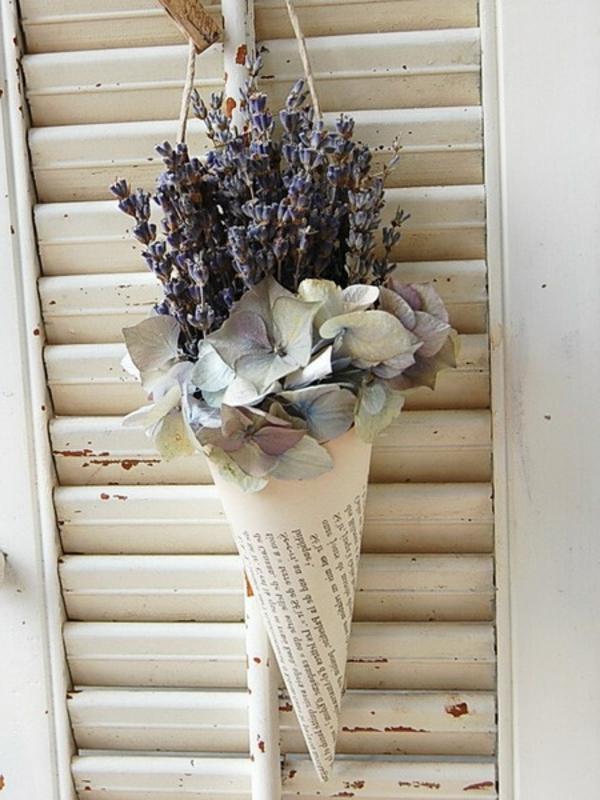 Lavendel Deko  34 unglaubliche Ideen