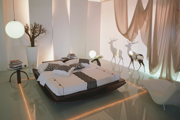 Zimmer dekorieren  35 inspirierende Ideen  Archzinenet