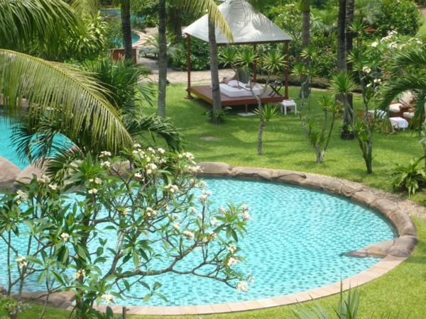 Schwimmingpool fr den Garten  35 prima Designs  Archzinenet
