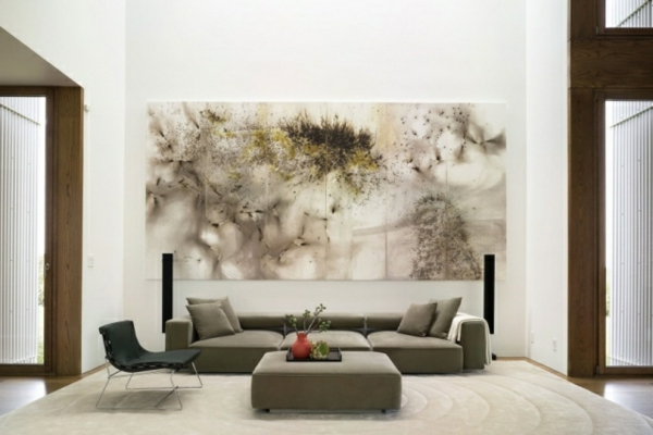 Leinwandbilder fr eine kreative Wohngestaltung