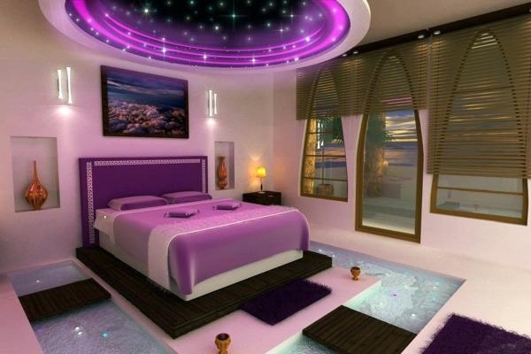 Originelle Schlafzimmerlampen 25 Coole Bilder