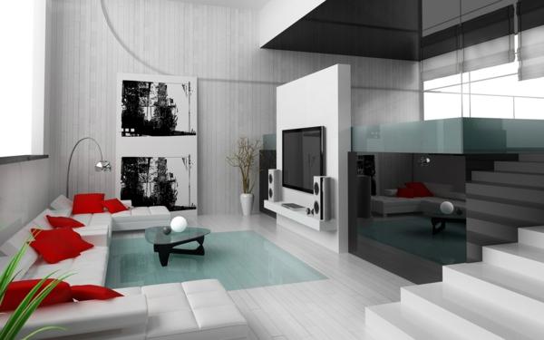 Wohnzimmer design wandfarbe  Wandfarbe Wohnzimmer Modern – Babblepath – ragopige.info
