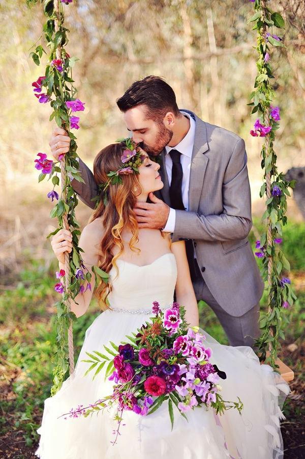 Atemberaubende Blumendeko fr Hochzeit  Archzinenet