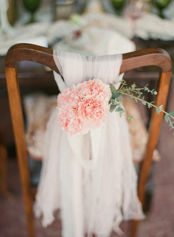 Atemberaubende Blumendeko fr Hochzeit