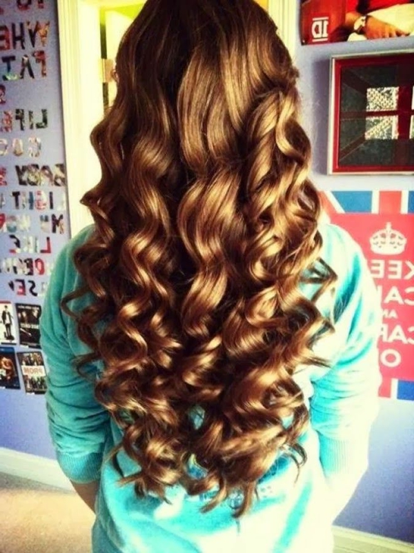 Coole interessante Frisuren fr lange Haare  Archzinenet