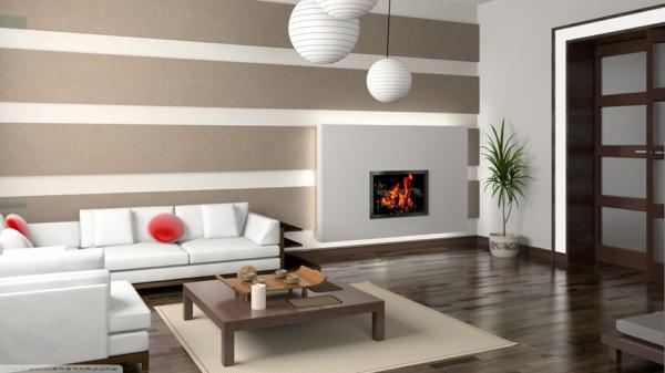 Wohnzimmer Tapeten Ideen Beige | Missylaneous – ragopige.info