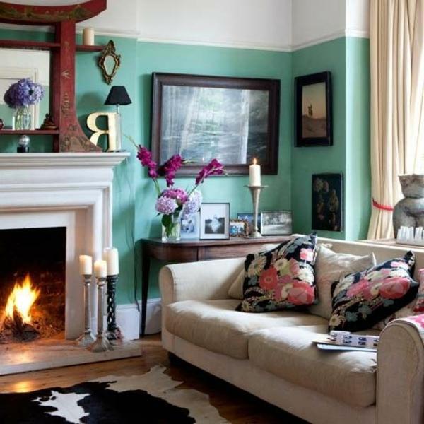 120 neue Gestaltungsmglichkeiten fr Wohnzimmer