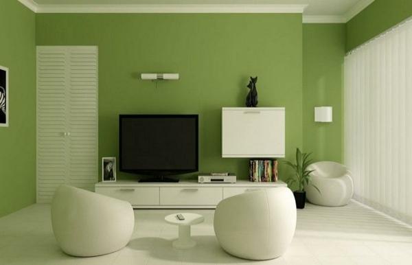Moderne Wandfarben  40 trendige Beispiele  Archzinenet