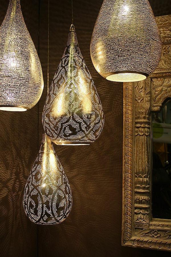 Marokkanische Lampen 40 super Modelle  Archzinenet