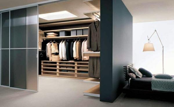 Luxus begehbarer Kleiderschrank  120 Modelle  Archzinenet