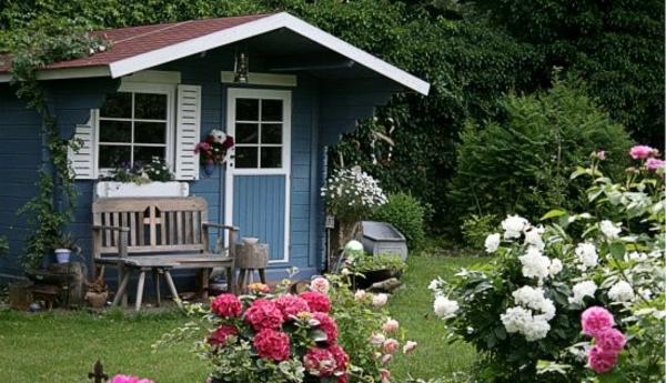Moderne Gartenhuser  50 Vorschlge fr Sie