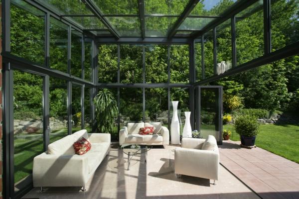 110 prima Bilder Wintergarten gestalten