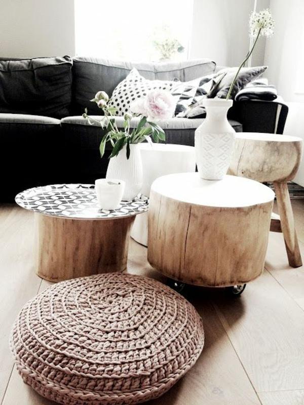 Moderne Wohnzimmer Tische
