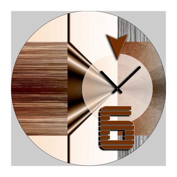 Moderne Wohnzimmer Uhren - Boisholz Moderne Wohnzimmer Uhren