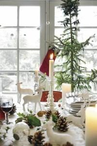 Tischdeko zu Weihnachten - 100 fantastische Ideen ...