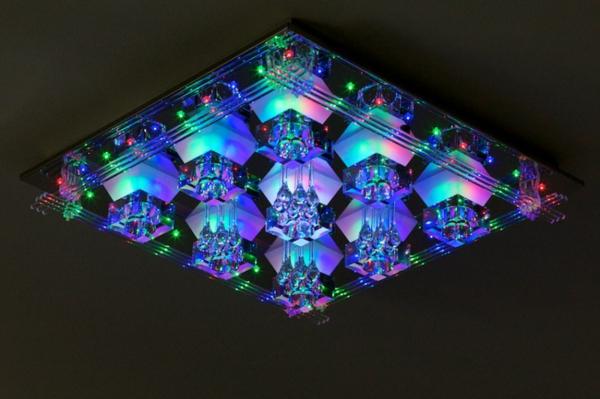Deckenlampen Wohnzimmer Led