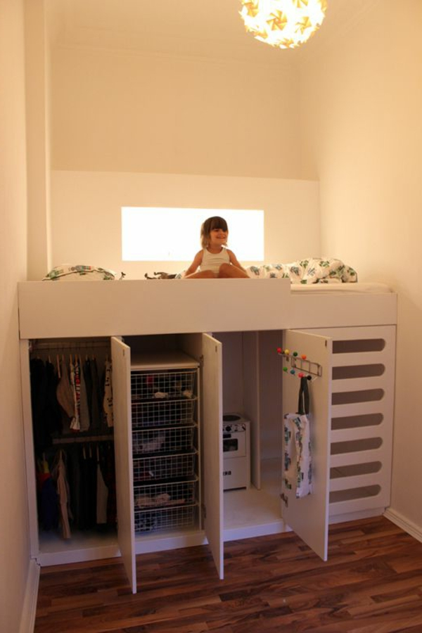 Schlafzimmer Trennwand 1 Zimmer Wohnung Gestalten Ideen
