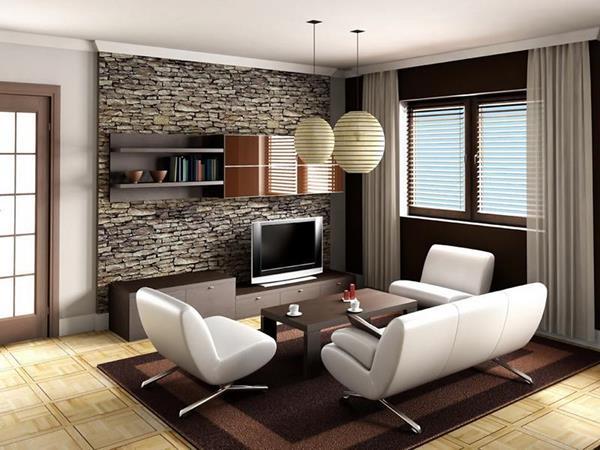 wohnzimmer wandgestaltung moderne wohnzimmer wandgestaltung - boisholz - Moderne Wandgestaltung Fur Wohnzimmer
