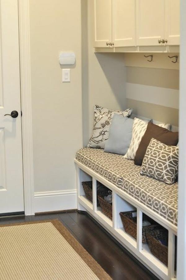 flur ideen f r den eingangsraum home sweet home. Black Bedroom Furniture Sets. Home Design Ideas