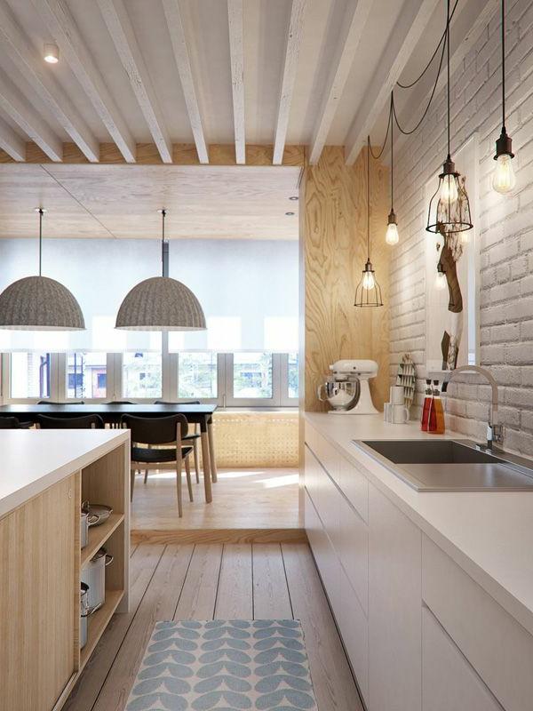 Idee Cuisine Americaine Appartement