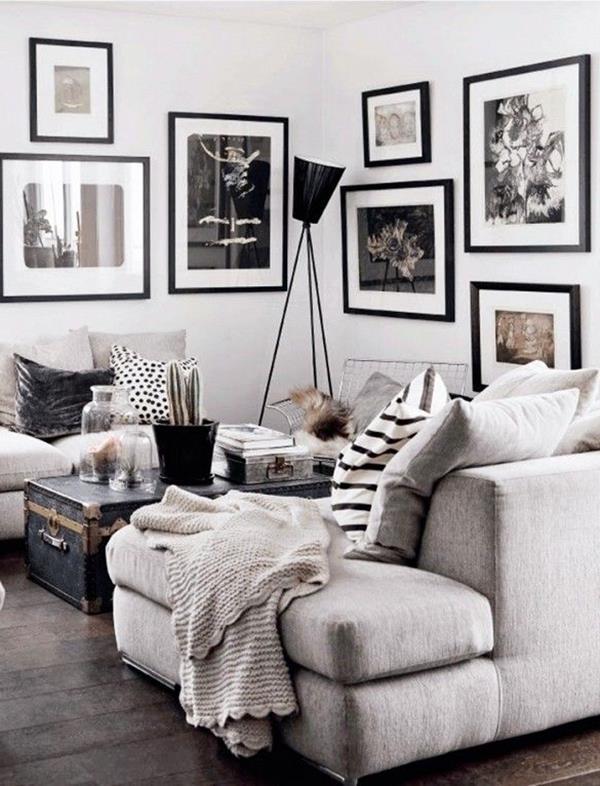 Wandfarbe Wei  stilvoll und immer modern  Archzinenet