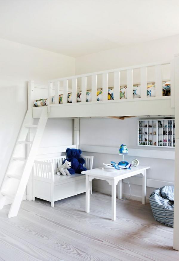 Das Hochbett  ein Traumbett fr Kinder und Erwachsene  Archzinenet