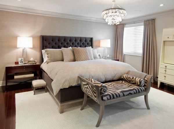 Modernes Schlafzimmer einrichten  99 schne Ideen  Archzinenet