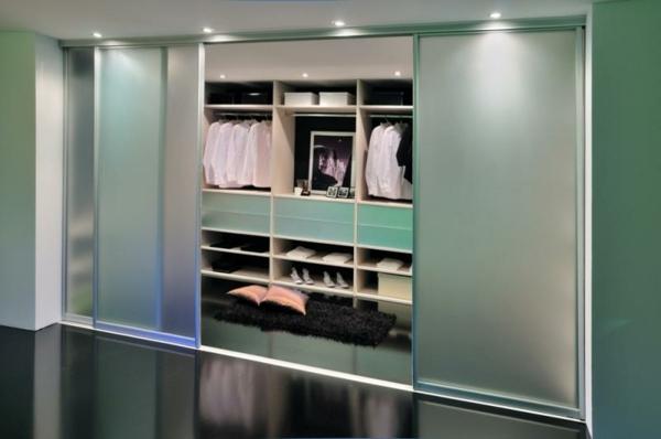 Kleiderschrank mit Schiebetren  100 Modelle  Archzinenet