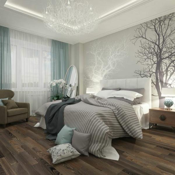 Originelle Schlafzimmer Lampe   Skandinavisch Einrichten: 52 ...