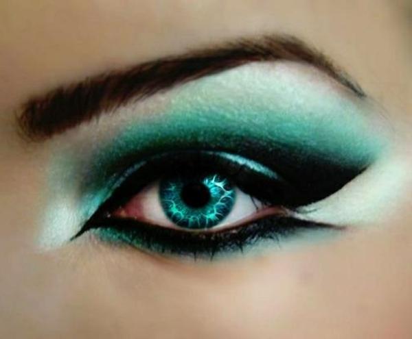 Blaue Augen Schminken 77 Bilder  Archzinenet