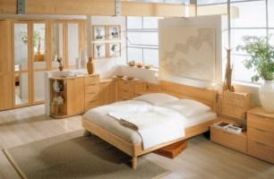 Eckschrank im Schlafzimmer Eine kluge Idee