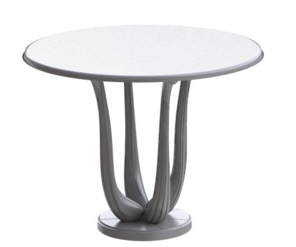 Kleine Weie Tische Amazing Kchentische Fr Kleine Kchen Kueche Ideen Weisse Esstheke Esstisch