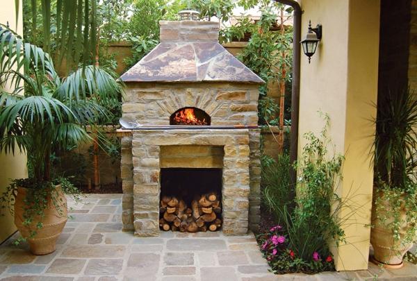Pizzaofen Im Garten? Eine Tolle Idee! Archzine Net