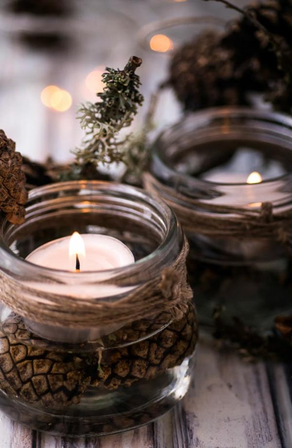 Teelichter bezaubern auch Ihr Zuhause  Archzinenet