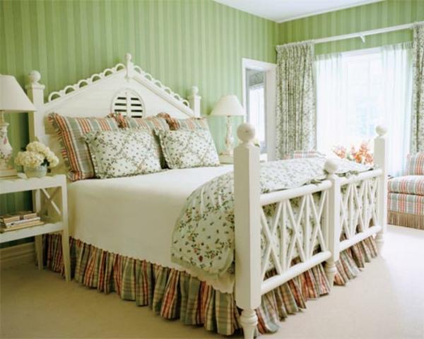 70 super Bilder vom Schlafzimmer im Landhausstil  Archzinenet