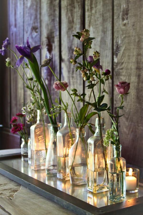 Hochzeitskerzen  romantische warme Licht