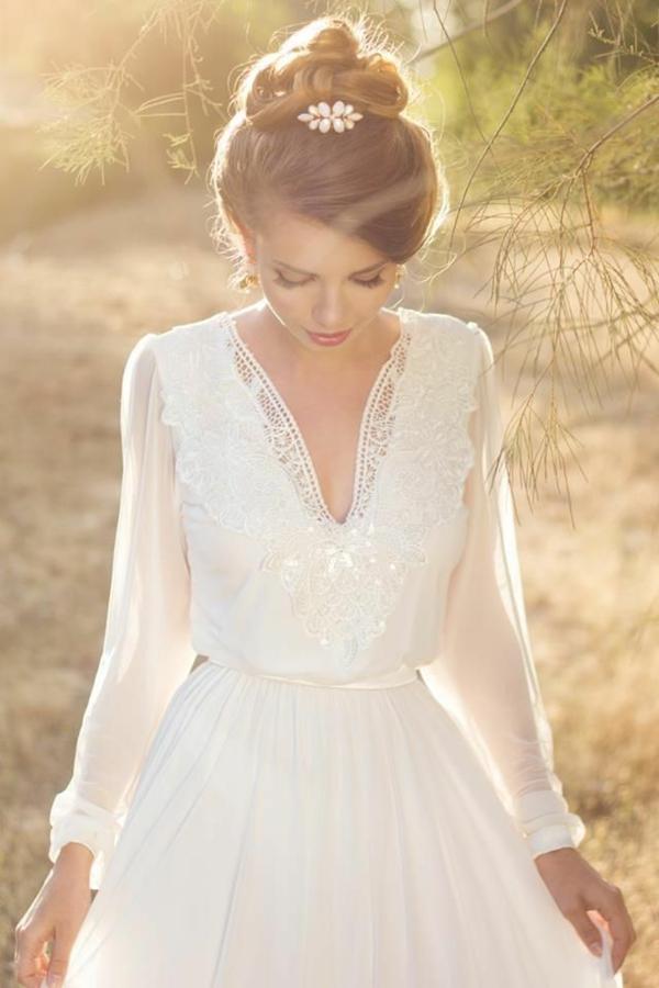 61 atemberaubende Brautkleider im vintage Stil