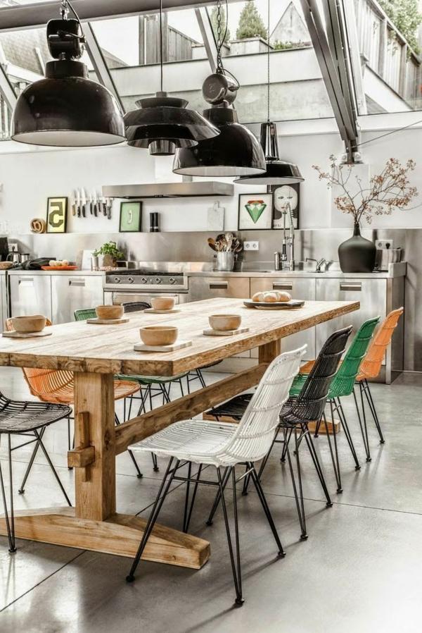 Esszimmer im Landhausstil  50 wunderbare Ideen  Archzinenet
