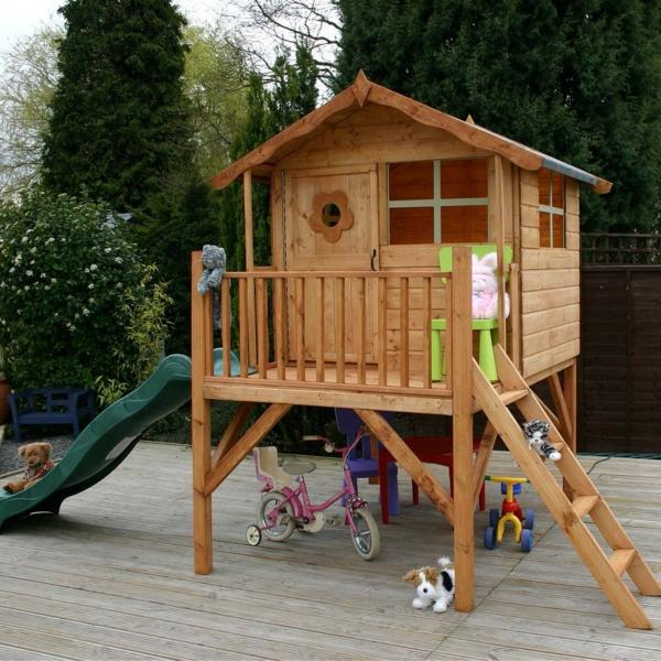 Das Spielhaus Super Spaß Für Die Kinder! Archzine Net