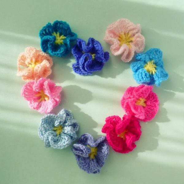 Blumen hkeln 39 tolle Vorschlge  Archzinenet