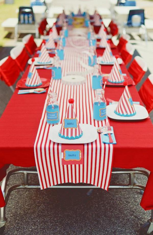Wunderbare Tischdeko zum Kindergeburtstag   Archzinenet