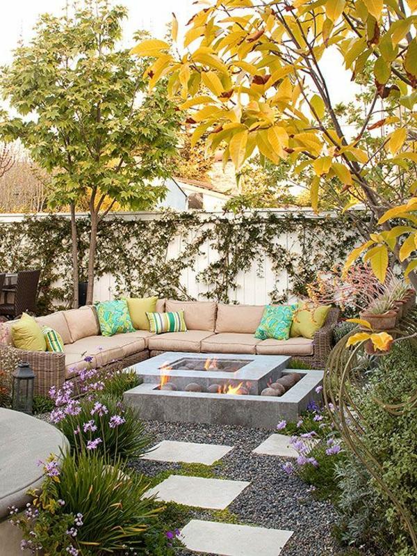 Ideen Zur Gartengestaltung Bilder