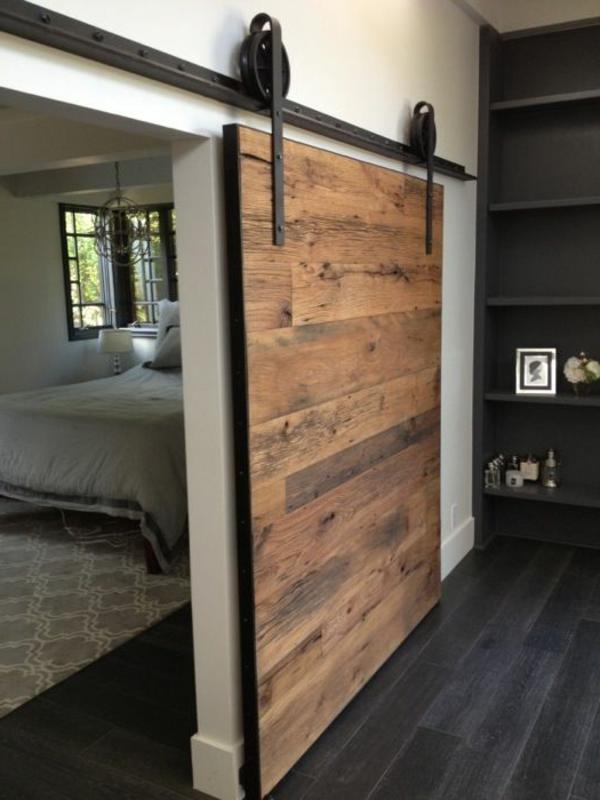 Schlafzimmer Holz Modern | Wand Streichen In Farbpalette ...