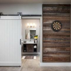 Ideas For A Bare Living Room Wall Red And Gold Curtains Schiebetüren Aus Holz - Eine Tolle Option Für Den Wohnraum ...