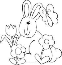 Ausmalbilder Ostern Blumen Ausmalbilder Frhling