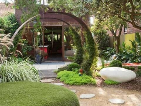 gartengestaltung ideen kleine gärten wunderschöne kleine gärten! - archzine