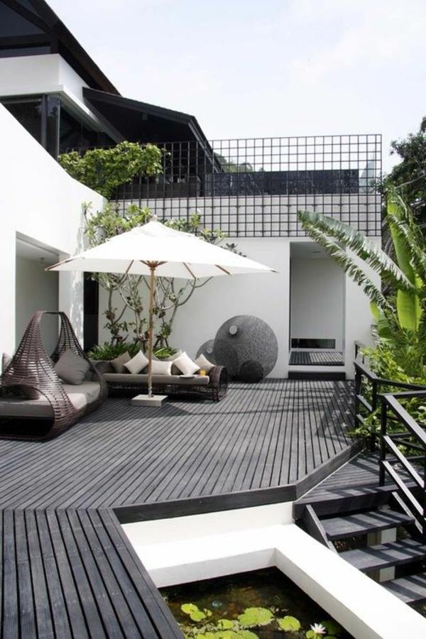Terrassenboden Schöne Varianten Für Den Außenbereich Archzine Net
