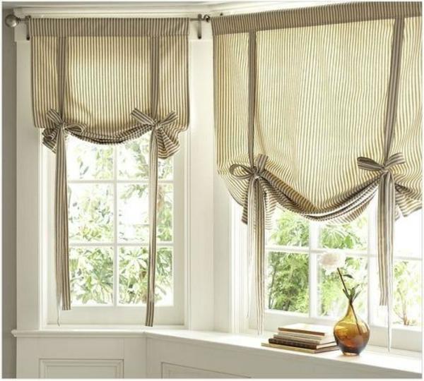 gardinen kueche modern ideen f r die wohnraumgestaltung. Black Bedroom Furniture Sets. Home Design Ideas