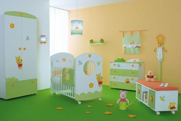 babyzimmer einrichten babyzimmer gestaltung babyzimmer komplett, Schlafzimmer