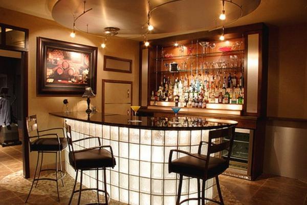 Wohnideen Minimalistische Bar | Traum Bar Dekoration Ideen Tapete Startseite Design Bilder